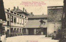 CPA Paris 15e Compagnie Pour L'Eclairage Des Villes Et La Fabrication (65994) - District 15