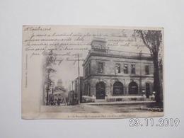 St-Hyacinthe. - La Banque Des Cantons De L`Est. (28 - 10 - 1904) - St. Hyacinthe