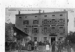 VERNASSAL LA GRANDE-RUE (HOTEL MICHEL-JAROUSSE) - Other Municipalities