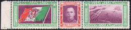 1933 - 5,25 + 44,75 Lire Trittico Servizio Di Stato (1), Gomma Integra, Perfetto. Bello! Cert. G.Bol... - Italien