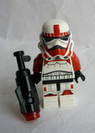 FIGURINE LEGO STAR WARS - IMPERIAL SHOCK TROOPER - MINI FIGURE 2016 Légo - Figuren
