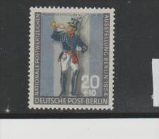 BlnMi.Nr.120a/ Pôstillion 1954 ** - Ongebruikt
