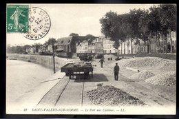 SAINT VALERY SUR SOMME 80 - Le Port Aux Cailloux - #B168 - Saint Valery Sur Somme