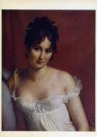 Francois Baron Gerard - 1770-1837 - Madame Recamier - Musee Carnavalet - Paris - Formato Grande Non Viaggiata – E 14 - Musei