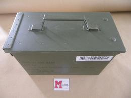 Caisse Munitions Métallique 7,62X51 Mm   (M) - Equipment