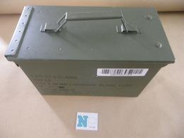 Caisse Munitions Métallique 5,56 Mm   (N) - Uitrusting