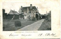 N°76960 -cpa Château De Beaubignè -château Gontier- - Otros Municipios
