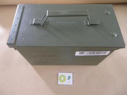 Caisse Munitions Métallique 7,62X51 Mm   (O) - Uitrusting