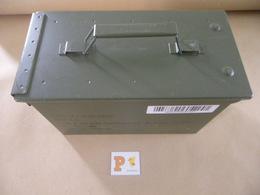 Caisse Munitions Métallique 5,56 Mm   (P) - Equipment