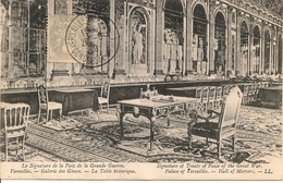 VERSAILLES - Congrès De La Paix 1919 - Versailles