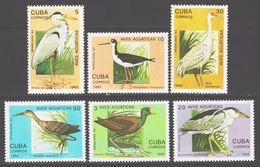 Cuba 1993 / Birds MNH Aves Vögel Oiseaux Uccelli / Cu6007  29-24 - Pájaros