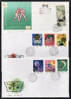 PR CHINA - CHINE /1987 - 3 ENVELOPPES FDC (7568) - 1980-89