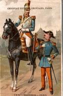 Chromo Chocolat  EXPRESS GRONDARD  CENT GRADES 1860 - Altri