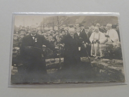 Carte-photo De HERTAIN ( Centenaire De L' Indépendance 1930 ) - Tournai
