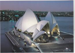 Postcard - Sydney, New South Wales - Opera House At Dusk - Card No. 139 - VG - Cartes Postales