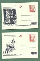 2 Cartes - Année 2003 - Entiers Postaux