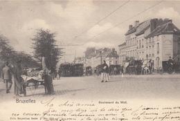 Bruxelles - Boulevard Du Midi - état Voir Scan.- Série 1 - Avenues, Boulevards