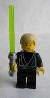 FIGURINE LEGO STAR WARS - LUKE SKYWALKER 2008  - MINI FIGURE Légo - Figurines