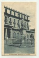 CIVITAVECCHIA - MONUMENTO A G.GARIBALDI   VIAGGIATA FP - Civitavecchia