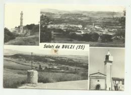 SALUTI DA BULZI ( SASSARI )   VIAGGIATA FG - Sassari
