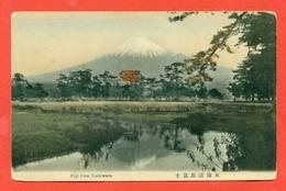 YOSHIWARA  - VULCANI - FUJI - Giappone