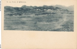 ERITREA-COLONIA ERITREA FORTE DI SHEREN - Eritrea
