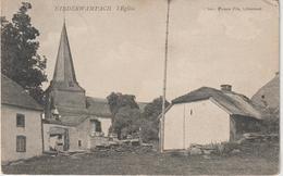 Luxembourg :    NIEDERWAMPACH  : L  église  (  Destinée  à  Caen ) - Cartes Postales