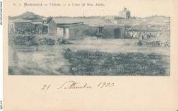 ERITREA-COLONIA ERITREA ASMARA CHIESA E CASE DI RAS ALULA - Eritrea