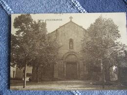 EGLISE D'IGUERANDE (PORCHE) / JOLIE CARTE /1930 - Andere Gemeenten