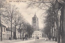 Moll - De Markt - Le Marché  - état Voir Scan.- - Mol