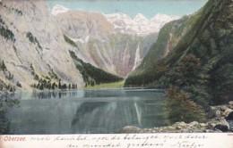 250737Obersee, 1910 - GR Graubünden