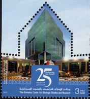 United Arab Emirates - UAE - 2019 - Emirates Center For Strategic Studies - Mint Stamp - Emirati Arabi Uniti