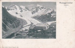 250738Engadin, Roseggletscher. (sehe Ecken) - GR Graubünden