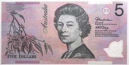 Australie - 5 Dollars - 2003 - PICK 57b - NEUF - 2001-2003 (polymer Notes)