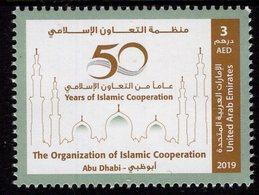 United Arab Emirates - UAE - 2019 - 50 Years Of Organization Of Islamic Cooperation - Mint Stamp - Emirati Arabi Uniti