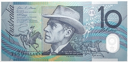 Australie - 10 Dollars - 2008 - PICK 58e - NEUF - Emissions Gouvernementales Décimales 1966-...