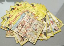 16 BRAVO Edition Française 1946 N° 46 Au N° 52 Et 1947 N° 1 Au N° 9 FELIX LE CHAT Gordon L'Intrépide, Les Garnements... - Bücher, Zeitschriften, Comics