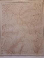 DOCHAMPS CARTE AU 1/10.000 NUMERO 55/6 - Autres Collections