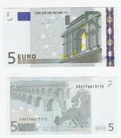 5 Euro Trichet Germany ,, X ''' UNC - EURO