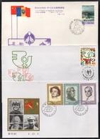PR CHINA - CHINE / 1985 - 3 ENVELOPPES FDC (6974) - 1980-89