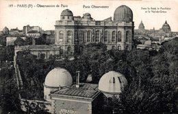 10119-2019   PARIS    OBSERVATOIRE - France