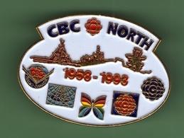 RADIO CANADA *** CBC NORTH *** 2012 - Medios De Comunicación