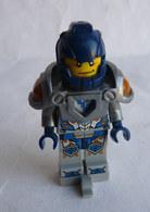 FIGURINE LEGO NEXO KNIGHT - CLAY MOORINGTON - MINI FIGURE 2016 Incomplet Légo - Figurines