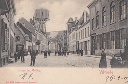 Vilvorde - La Rue Des Moulins - état Voir Scan.- - Vilvoorde