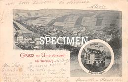 Gruss Aus Unterdürrbach Bei Würzburg - Wuerzburg