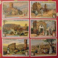 6 Chromo Liebig : Vestiges De La Domination Romaine En Afrique. 1914. S 1106. Chromos. - Liebig