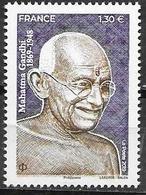 FRANCE, 2019, MNH, GANDHI, 1v - Mahatma Gandhi