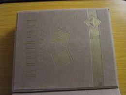 Album-de-timbres-allemagne-deustchland-stamps-album-Briefmarkenalbum-105-pages - Album & Raccoglitori