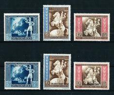 Alemania Imperio Nº 744/6-746A/C Nuevo - Germany
