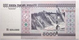 Belarus - 5000 Roubles - 2011 - PICK 29b - NEUF - Belarus